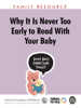 Pamela C. High, MD, FAAP & AAP Council on Early Childhood - Why It Is Never too Early to Read With Your Baby ilustraciГіn
