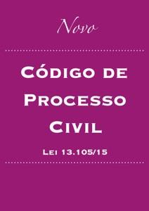 Novo Código de Processo Civil Book Cover
