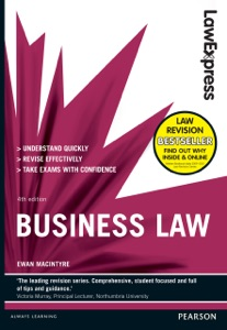 Law Express: Business Law (Revision Guide) da Ewan MacIntyre