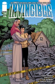 Download and Read Online Invincible #116
