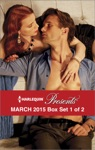 Harlequin Presents March 2015 - Box Set 1 Of 2