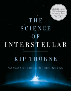 The Science of Interstellar Copertina del libro