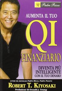 Aumenta il tuo QI finanziario Libro Cover