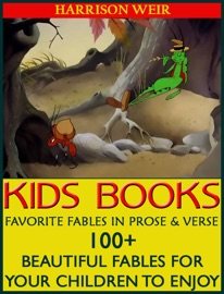 Kids Books Favorite Fables In Prose And Verse