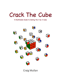 Crack the Cube book