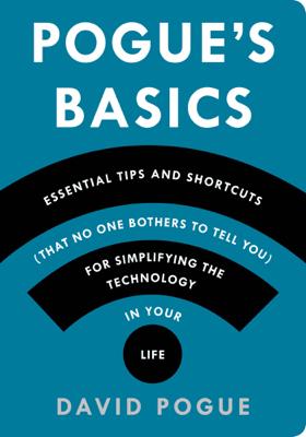 Pogue's Basics - David Pogue book