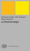 La fenomenologia Book Cover