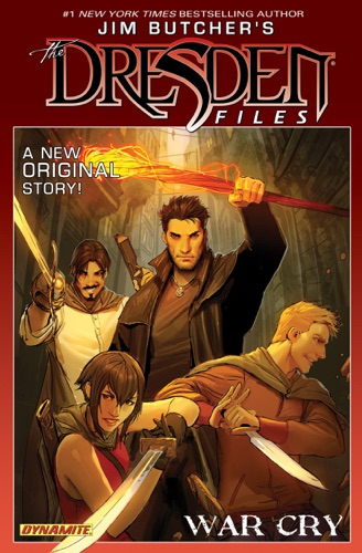 Jim Butcher, Mark Powers & Carlos Gomez - Jim Butcher's The Dresden Files: War Cry Collection
