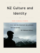 NZ Culture and Identity