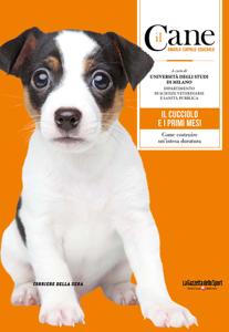Il cane - Il cucciolo e i primi mesi Libro Cover