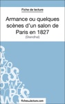 Armance Ou Quelques Scnes Dun Salon De Paris En 1827