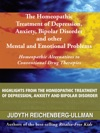 Highlights From The Homeopathic Treatment Of Depression Anxiety Bipolar Disorder And Other Mental And Emotional Problems