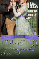 Donna Lea Simpson - Courting Scandal artwork