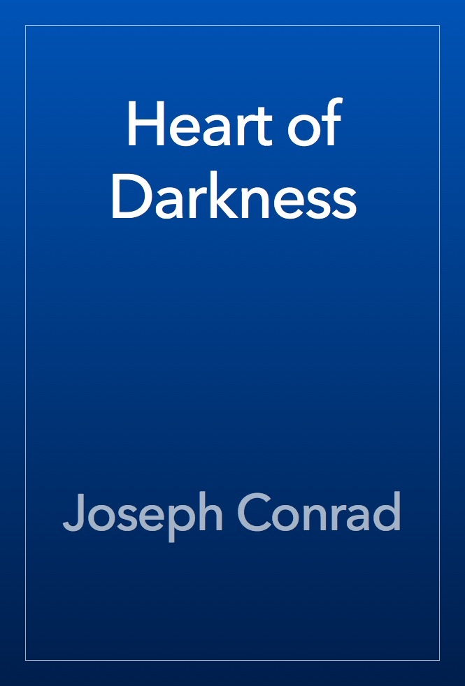 a summary of heart of darkness by joseph conrad The heart of darkness frighteningly haunts the mind days, months, even decades after being read joseph conrad uses beautiful and dark imagery that lingers in a person and stays relevant in any time period.