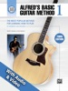 Alfred's Basic Guitar Method 1 With Audio And Video (3rd Edition)