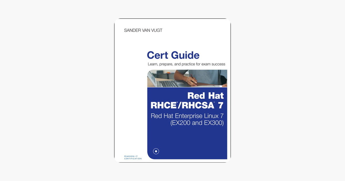 ‎Red Hat RHCSA/RHCE 7 Cert Guide