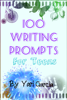 Yari Garcia - 100 Writing Prompts for Teens artwork