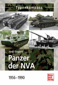 Panzer der NVA Buch-Cover