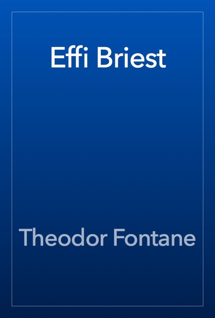 Theodor Fontane Weihnachtsgedichte.Effi Briest By Theodor Fontane On Apple Books