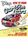 Trosleys How To Draw Cartoon Cars