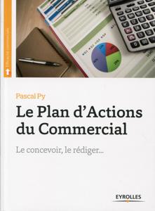 Le plan d'actions du commercial La couverture du livre martien