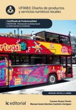 Diseño De Productos Y Servicios Turísticos Locales