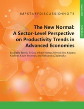 The New Normal:A Sector-level Perspective On Productivity Trends In Advanced Economies