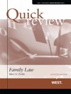 Sum And Substance Quick Review Of Family Law 7th