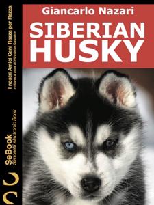 Siberian Husky Libro Cover