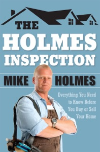 The Holmes Inspection Book Cover