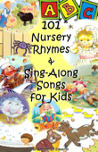 101 Nursery Rhymes & Sing-Along Songs for Kids