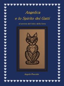 Angelica e lo spirito dei gatti Book Cover