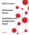 Narrowcast Server Installation And Configuration Guide For MicroStrategy 95