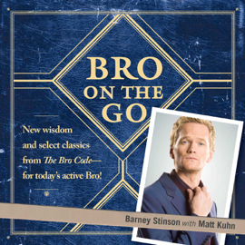 Bro on the Go book