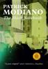 Patrick Modiano & Mark Polizzotti - The Black Notebook bild