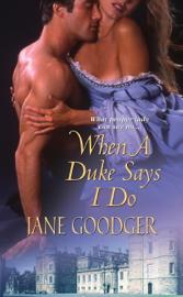 When a Duke Says I Do PDF Download