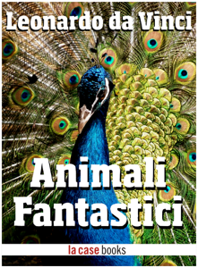 Animali fantastici Libro Cover