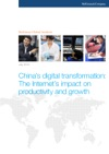 Chinas Digital Transformation The Internets Impact On Productivity And Growth