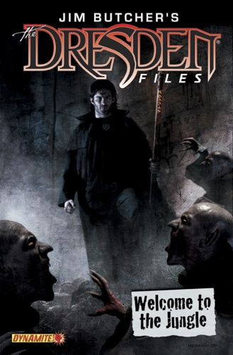 Jim Butcher - Jim Butcher's The Dresden Files: Welcome to the Jungle #4