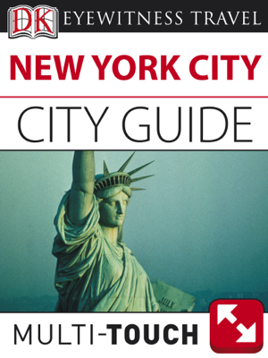 DK New York City Guide - DK book