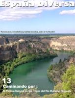 España Diversa-13 Caminando por el Parque Natural de las Hoces del Río Duratón, Segovia. España
