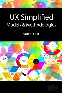 UX Simplified: Models & Methodologies Book Cover