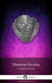Delphi Complete Works of Diodorus Siculus Book Cover
