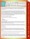 Evaluation  Management EM Coding Calculator Speedy Study Guides