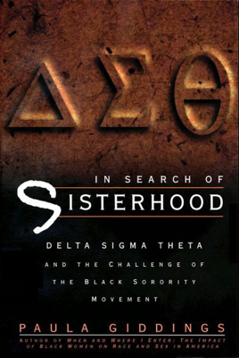 In Search of Sisterhood - Paula J. Giddings book