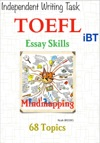 TOEFL IBT - Mind Mapping - Independent Writing Task - 68 Topics