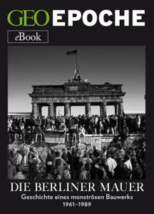 Die Berliner Mauer Buch-Cover