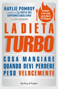 La dieta turbo Libro Cover