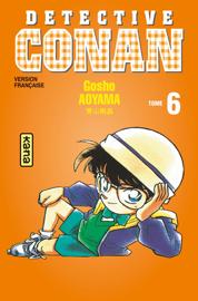 Détective Conan - Tome 6