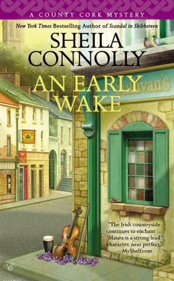 Sheila Connolly - An Early Wake book